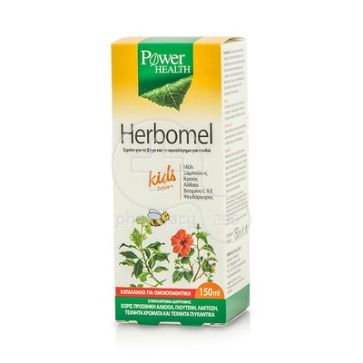 POWER HEALTH - Herbomel Kids - 150ml