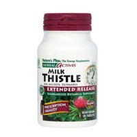 NATURE`S PLUS EXTENDED RELEASE MILK THISTLE 500 MG 30