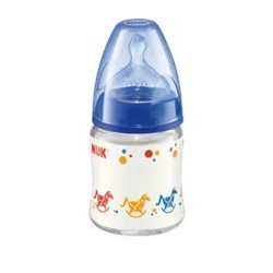 Nuk First Choice 1 Silicon 120ml