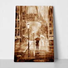 Watercolour rain in paris 531425815 a