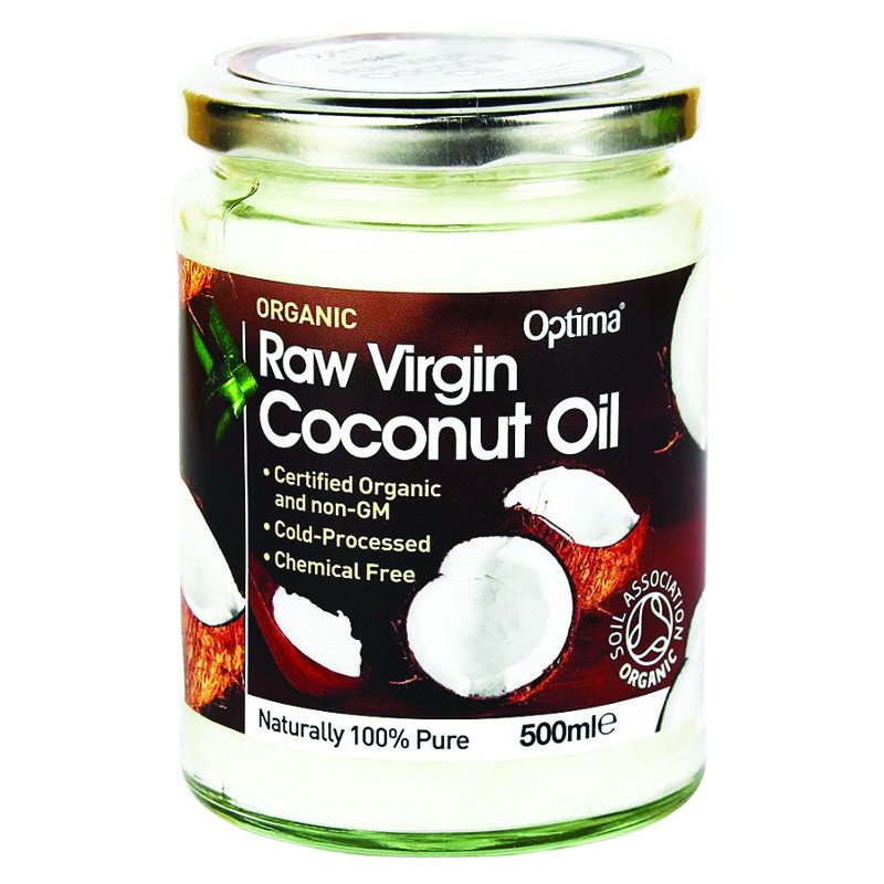 Organic Raw Virgin Coconut Oil