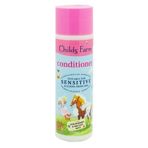 Childs farm conditioner  strawberry   organic mint 250ml