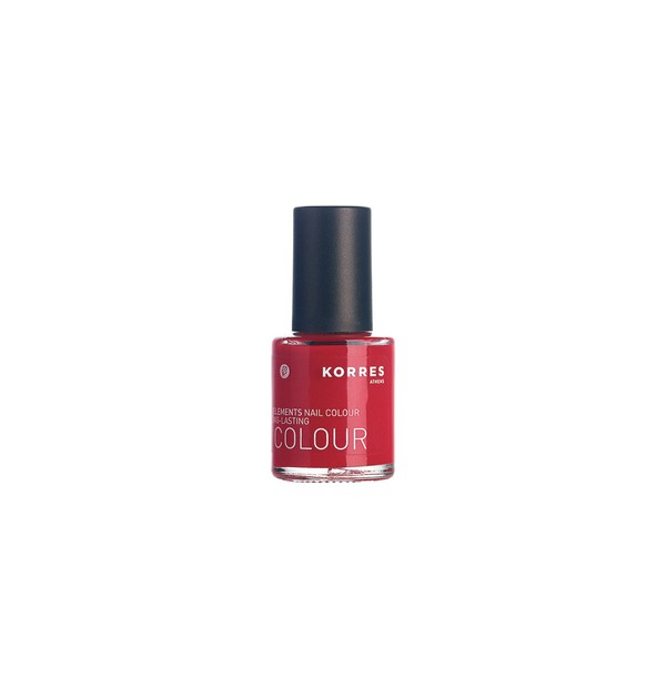 KORRES MAQ. NAIL COLOR N48 CORAL RED 10ML ΝΈΟ