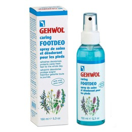 Gehwol Caring Footdeo Spray, Αποσμητικό Spray Ποδιών 150ml