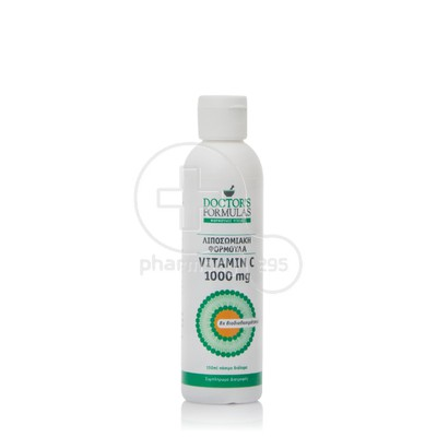 DOCTOR'S FORMULA - Vitamin C 1000mg - 150ml