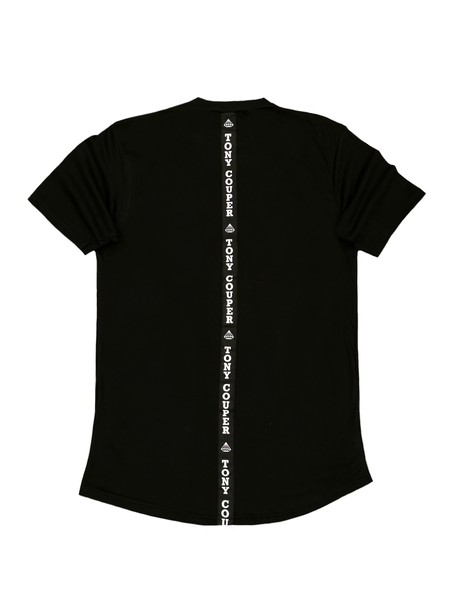 TONY COUPER T-SHIRT BLACK GROSS
