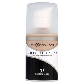 MAX FACTOR COLOUR ADAPT MAKE UP 55 BLUSHING BEIGE
