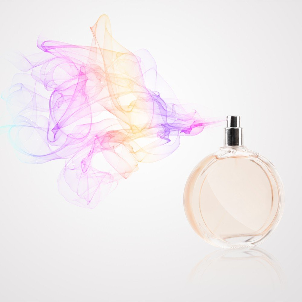 Perfumes and colors