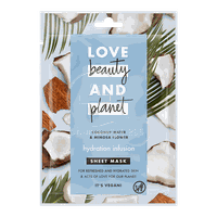 LOVE BEAUTY AND PLANET - Face Sheet Mask Coconut Water & Mimosa Flower - 21ml