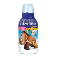 ELGYDIUM JUNIOR (7-12 ΕΤΩΝ) MOUTHWASH ICE AGE 500ML