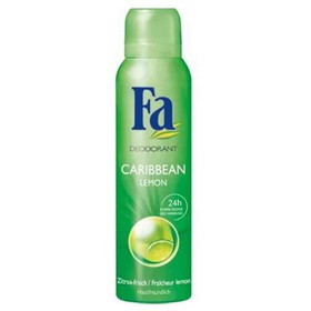 FA ΑΠΟΣΜΗΤΙΚΟ SPRAY WOMEN CARIBBEAN LEMONS 150ML