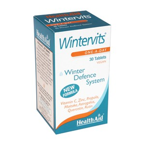 HEALTH AID Wintervits 30tablets