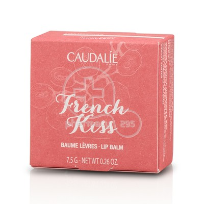 CAUDALIE - FRENCH KISS Baume Levres Innocense - 7,5gr