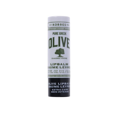 Korres - Pure Greek Olive Extra Lip Balm - 5ml