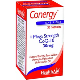 PHEALTH AID CONERGY Co-Q10 30mg+v.E 90CAPS