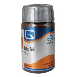 Quest FOLIC ACID 400μg 90tabs