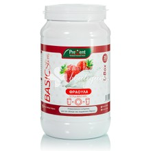 Prevent Basic L-Box Strawberry - Φράουλα, 581gr (35 μερίδες)