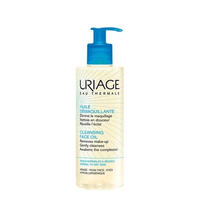 Uriage - Huile Demaquillante - CLEANSING FACE OIL - 100ml