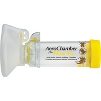 AEROCHAMBER FLOW-VU MASK MEDIUM (1-5 YEARS)