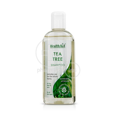 HEALTH AID - Tea Tree Shampoo - 250ml