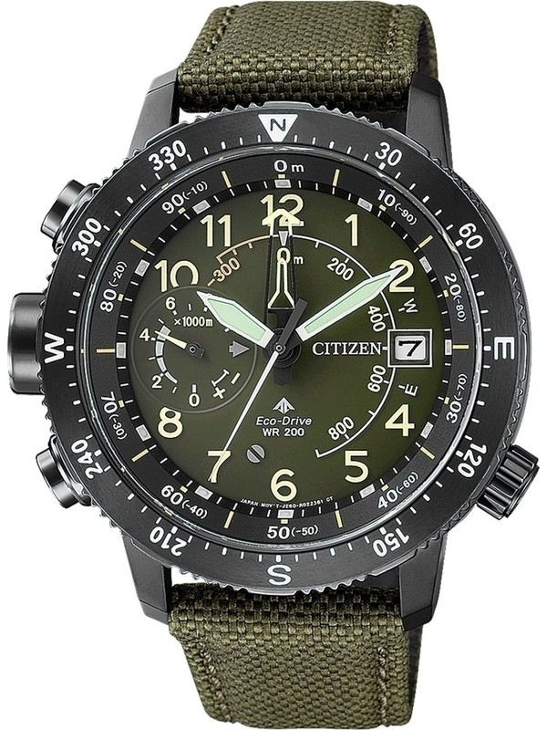 Promaster Land Eco-Drive