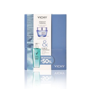 Vichy set aqualia