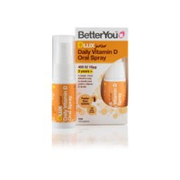BETTER YOU DLUX JUNIOR 400IU SPRAY D3 15ML