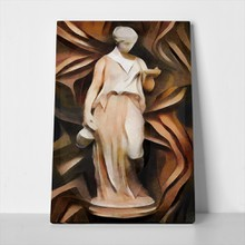Ancient sculptures modern design cubism 3 787098532 a