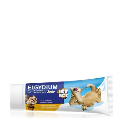Elgydium - Kids Toothpaste Ice Age Tutti Frutti - 50ml