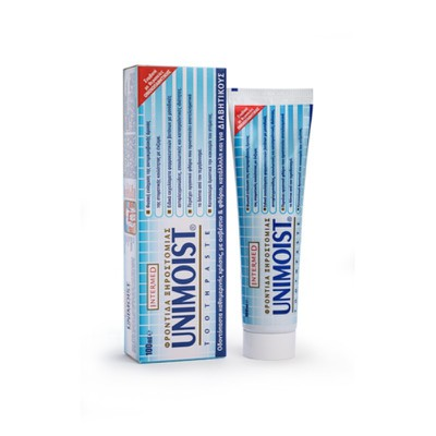Intermed - Unimoist Toothpaste - 100ml