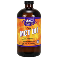 NOW SPORTS MCT OIL 100 % PURE, 946 ML
