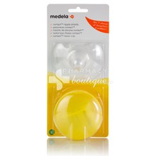 Medela Contact Nipple Shields (LARGE) - Ψευδοθηλές, 2τμχ