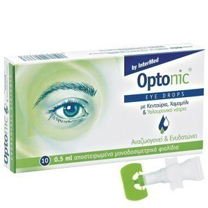 Intermed optonic 10x0.5ml