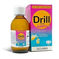 DRILL CALM JUNIOR SYRUP 200ML