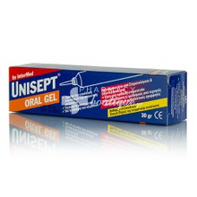 Intermed Unisept Oral Gel - Άφθες, 30gr