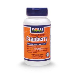 Now foods cranberry maximum strength 90 futikes kapsoules cr