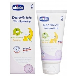 Chicco toothpaste 6m