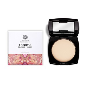 Compact powder pm 10 butter cream