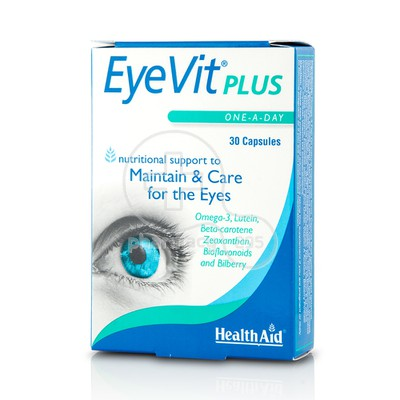 HEALTH AID - EyeVit Plus - 30caps