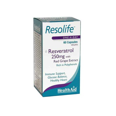 Health Aid - Resolife - 60caps