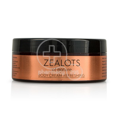 ZEALOTS OF NATURE - REFRESHING Body Cream - 250ml