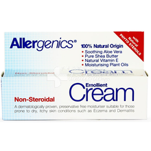 Optima ALLERGENICS EMOLLIENT CREAM - Ενυδάτωση, 50ml