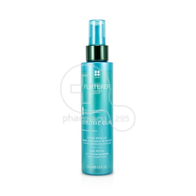 RENE FURTERER - SUBLIME CURL Spray Reactivateur de Boucles - 150ml
