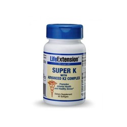 Life Extension Super K with Advanced K2 Complex 90soft