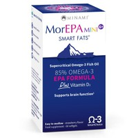 MINAMI MOREPA MINI (OMEGA-3 PLUS VITAMIN D3) 60SOFTGELS