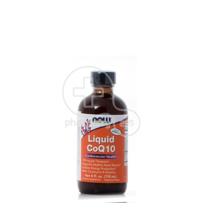 NOW - Liquid CoQ10 - 118ml