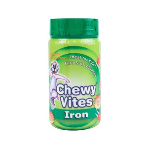 CHEWY VITES Iron - Σίδηρος συμπλήρωμα διατροφής γι