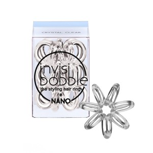 INVISIBOBBLE Hair ring crystal clear 1λαστιχάκι