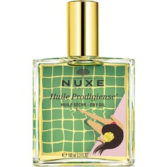 Nuxe Huile Prodigieuse Multi-purpose Dry Oil Summer Limited Edition Yellow - Πολυχρηστικό Ξηρό Λάδι Για Πρόσωπο Σώμα Μαλλιά Κίτρινο, 100mL