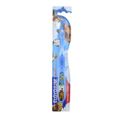 Elgydium - Kids Toothbrush Ice Age 2-6 Ετών Μπλε - 1τμχ